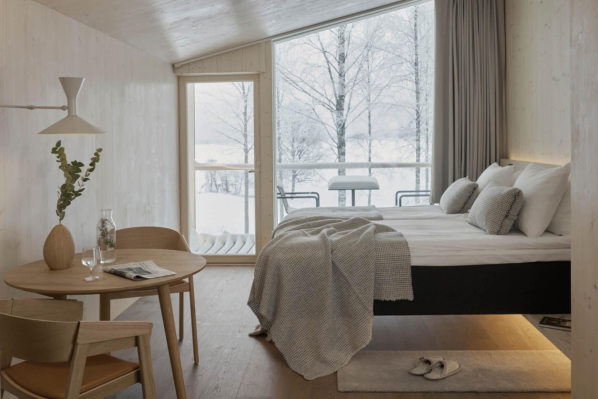 Uni Villa Suite makuutila